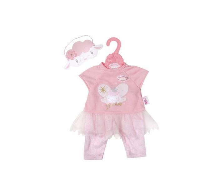 Куклы и одежда для кукол Zapf Creation Baby Annabell Пижама Феечка