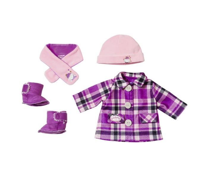 Zapf Creation Baby Annabell Одежда Модная зима фото