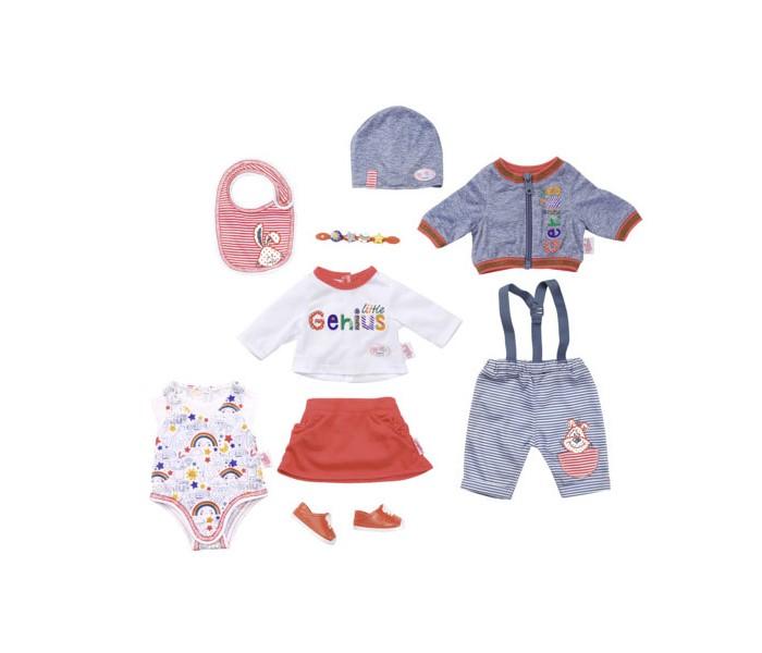 Куклы и одежда для кукол Zapf Creation Baby born Одежда супер набор Делюкс