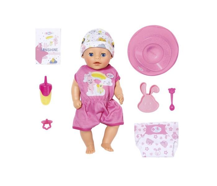 Купить Куклы и одежда для кукол, Zapf Creation My Little Baby born Нежное прикосновение Девочка 36 см