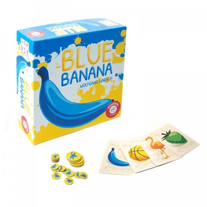 Настольные игры Piatnik Настольная игра Синий банан игра настольная piatnik синий банан 661990