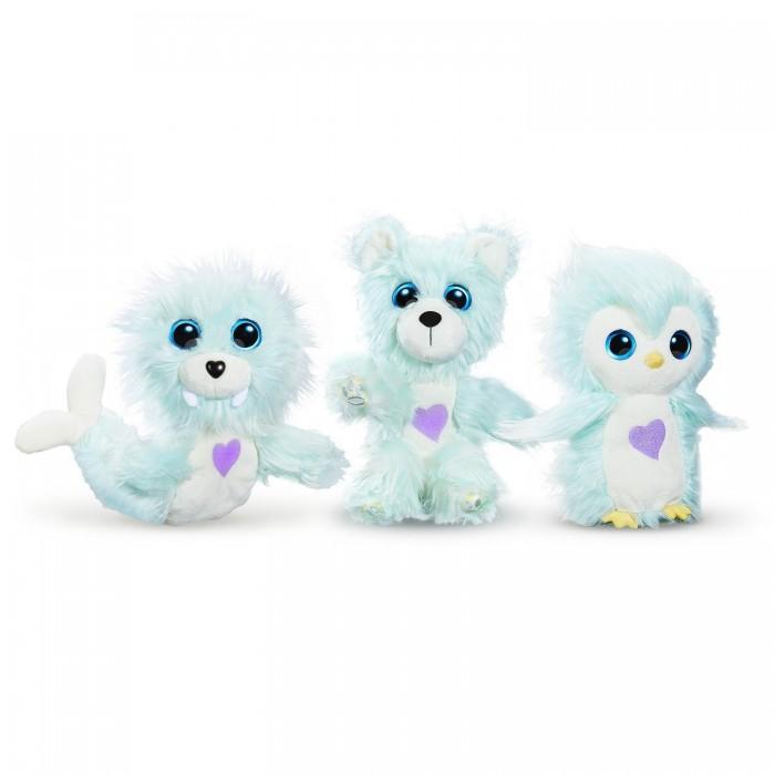 Мягкая игрушка Scruff-a-Luvs Пушистик-потеряшка Снежные друзья 20 см