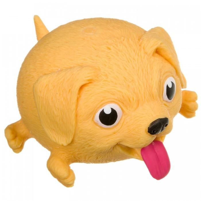 Купить Развивающие игрушки, Развивающая игрушка Bondibon Чудики мякиш-антистресс Любимец бигль