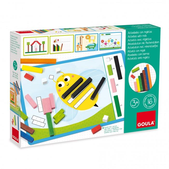 Купить Деревянные игрушки, Деревянная игрушка Goula Игра Палочки