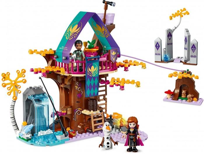 Конструктор Lego Disney Princess 41164 Заколдованный домик на дереве фото