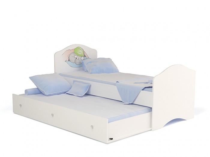 Аксессуары для мебели ABC-King Выкатной ящик Bears под кровать классику 180х90 см или диван 190x90 см