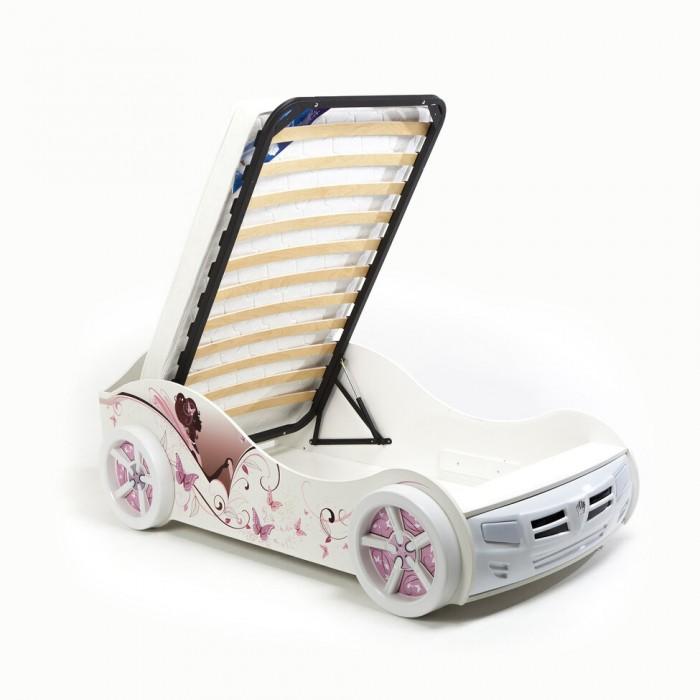 ABC-King Подъемный механизм к кроватям машинам Swarovski Фея 190х90 см фото