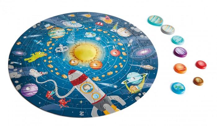 Развивающие игрушки Hape Космос(пазл)