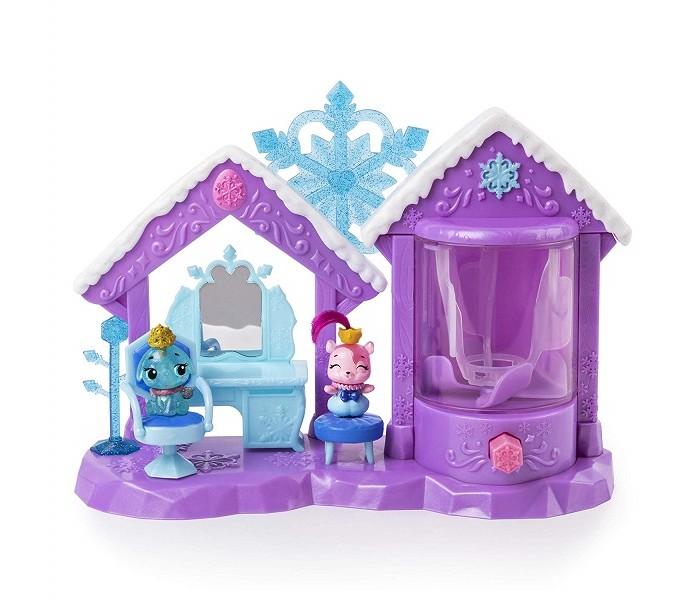 Hatchimals Игровой набор Ледяной Салон
