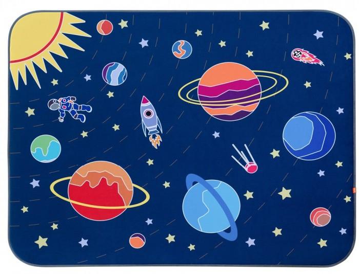 Wolli Matlig Ковер плюшевый Открытый космос 3 в 1 120х60 см 0334