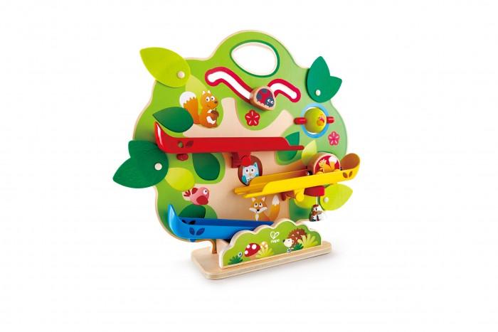 Купить Развивающие игрушки, Развивающая игрушка Hape Игровой набор Дорога Белочки
