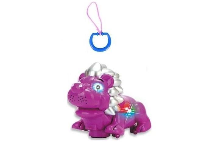 Каталки-игрушки Zhorya Лев 2 в 1 zhorya игрушки для ванной zhorya лови рыбу