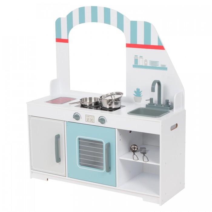 Ролевые игры Edufun Набор игровой Кухня 104 см ролевые игры faro игровой набор кухня 49 см стол