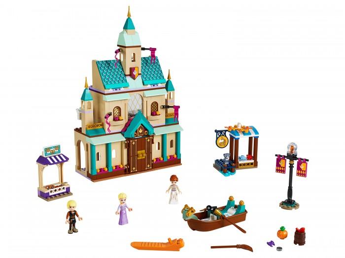 Конструктор Lego Disney Princess Деревня в Эренделле фото