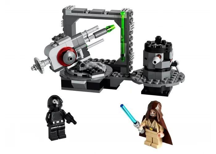 Конструктор Lego Star Wars 75246 Звездные Войны Пушка Звезды смерти фото