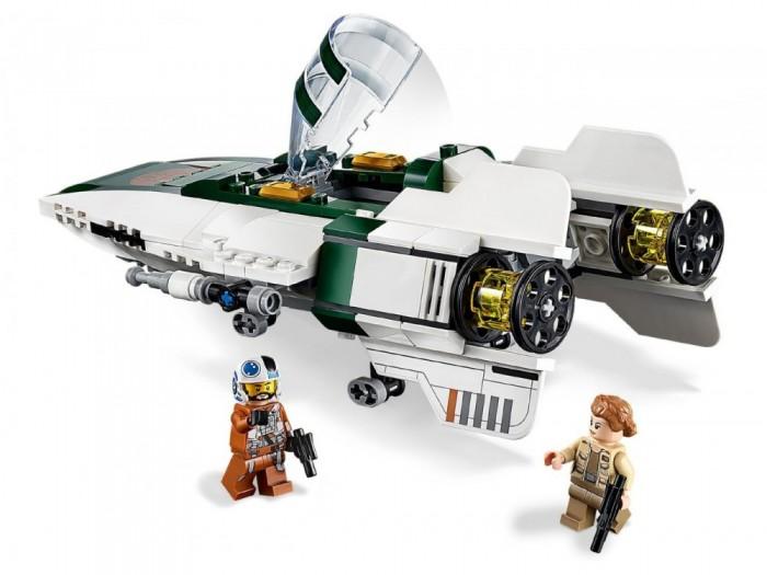 Lego Lego Star Wars 75248 Звездные Войны Звёздный истребитель Повстанцев типа А lego star wars 75249 конструктор лего звездные войны звёздный истребитель повстанцев типа y