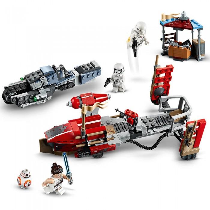 Конструктор Lego Star Wars 75250 Звездные Войны Погоня на спидерах