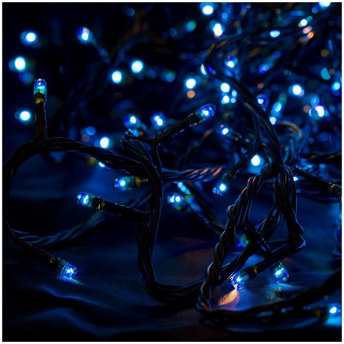 Купить Пластиндустрия Электрогирлянда Рис 180 ламп 10 м в интернет магазине. Цены, фото, описания, характеристики, отзывы, обзоры