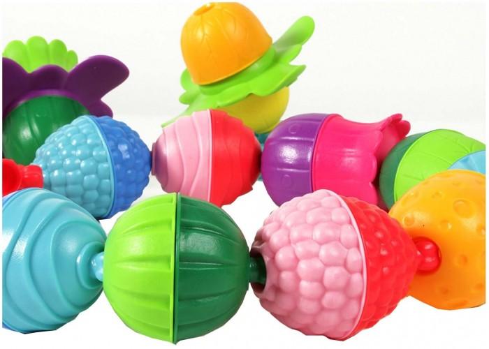 Картинка для Развивающие игрушки Lalaboom (48 предметов)