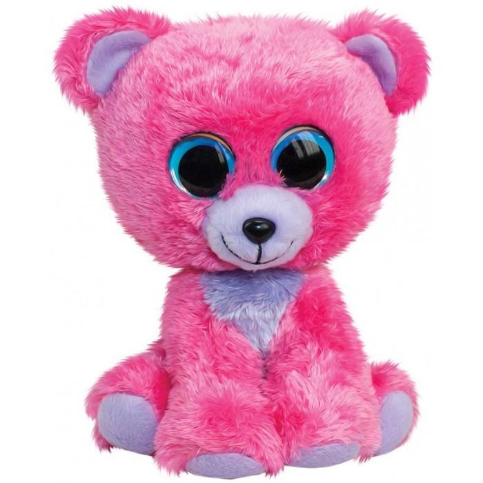 Мягкая игрушка Lumo Stars Мишка Raspberry 24 см