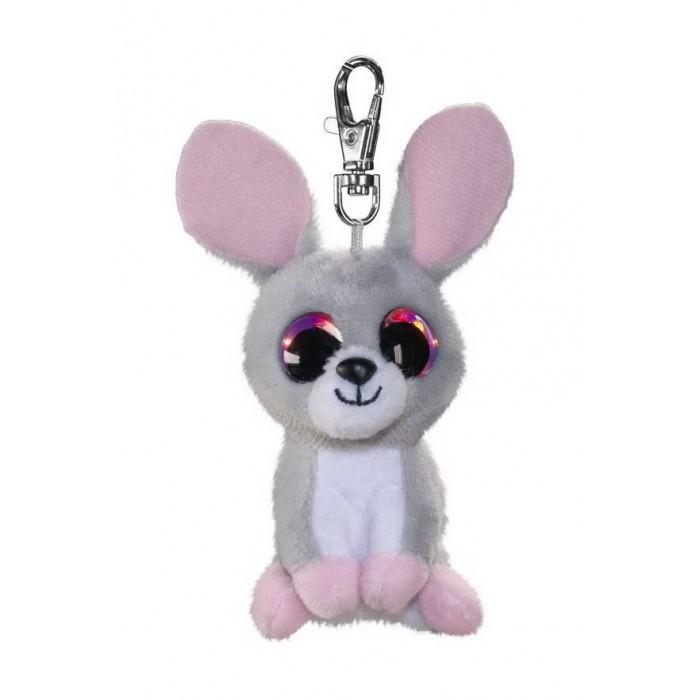 Мягкие игрушки Lumo Stars Брелок Кролик Pupu 8.5 см