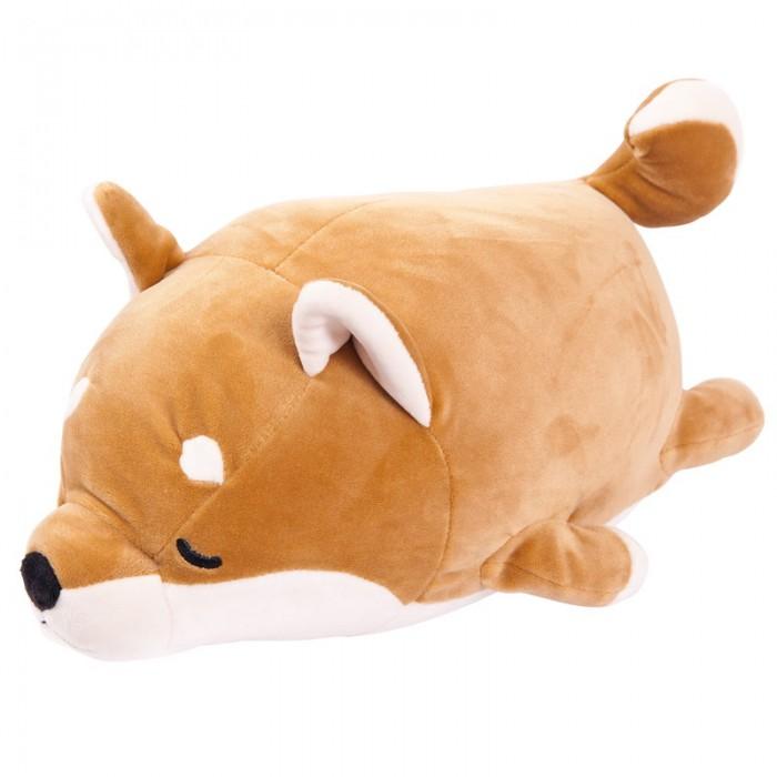Купить Мягкие игрушки, Мягкая игрушка ABtoys Собачка 27 см