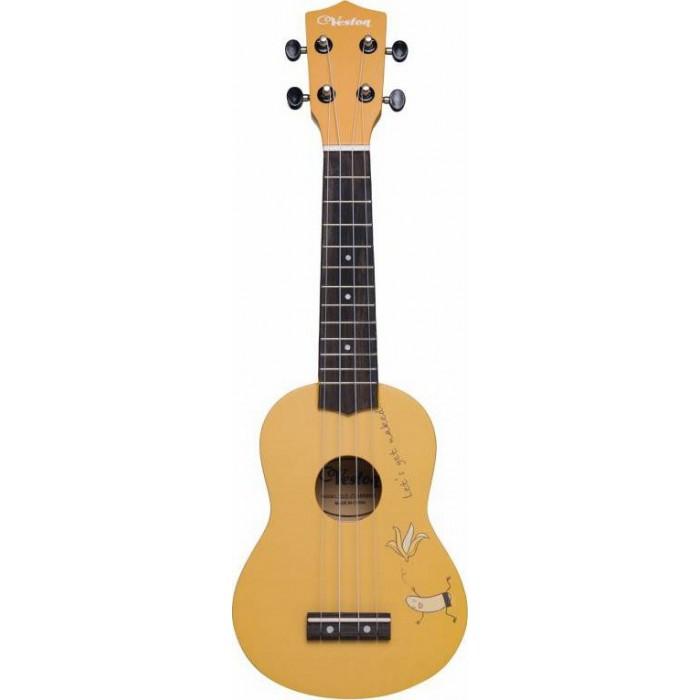 Музыкальные инструменты Veston Укулеле Сопрано KUS 25