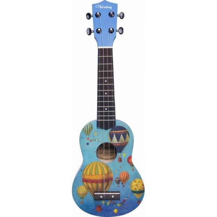Музыкальный инструмент Veston Укулеле сопрано KUS 25 фото