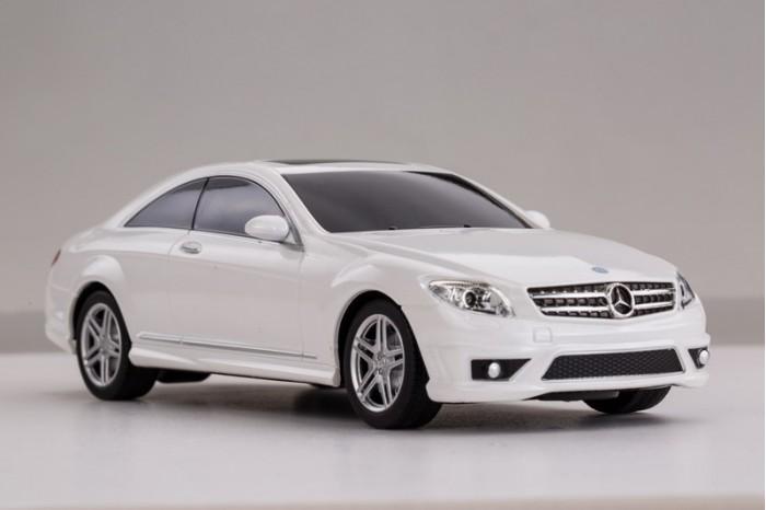 Купить Радиоуправляемые игрушки, Rastar Машина Mercedes CL63 AMG радиоуправляемая 1:24