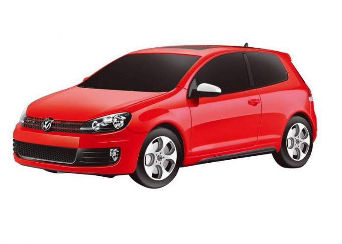 Rastar Машина Volkswagen Golf GTI радиоуправляемая 1:24