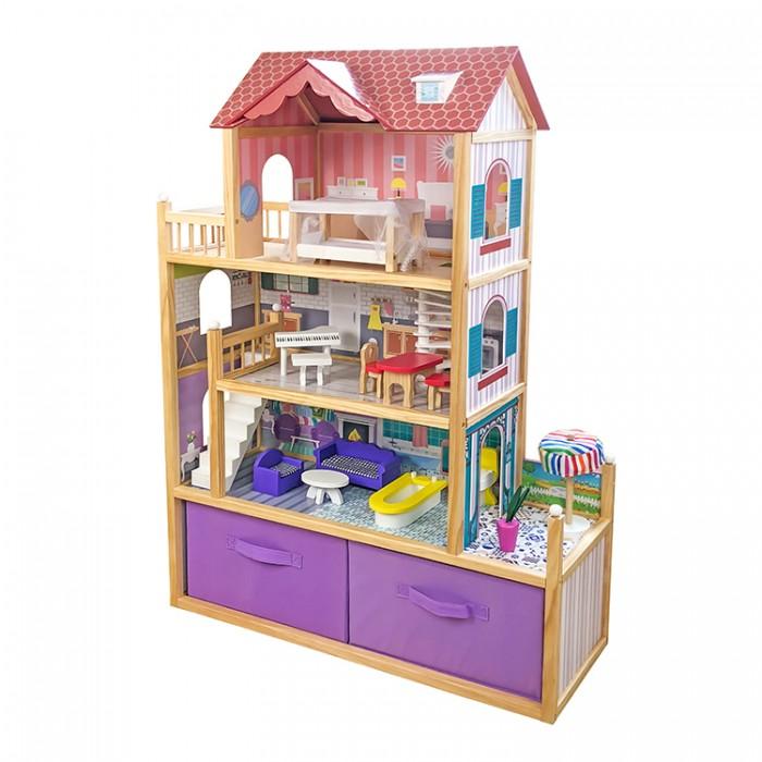Кукольные домики и мебель Lanaland Домик для кукол Елизавета