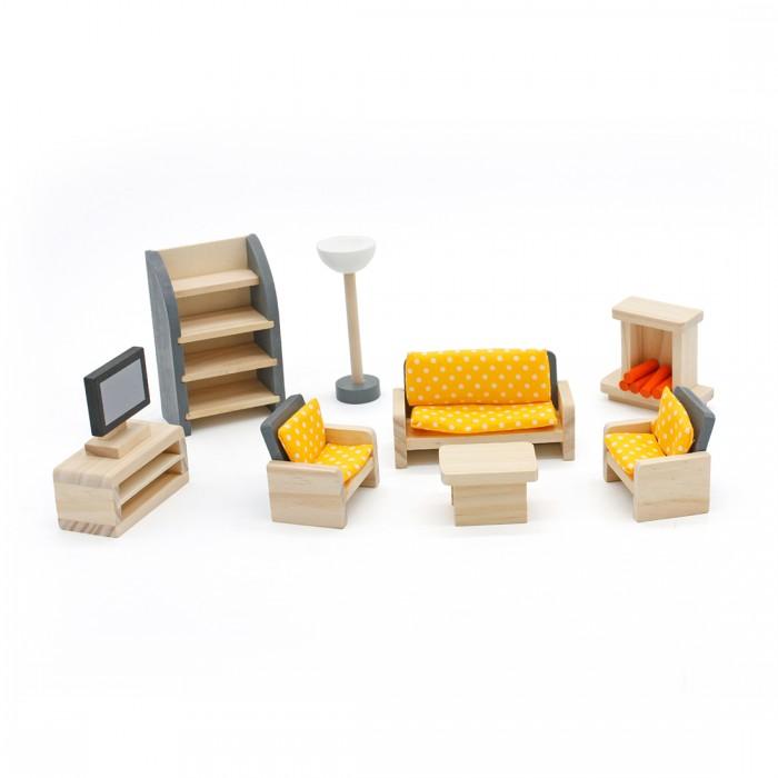 Кукольные домики и мебель Lanaland Игровой набор Гостинная