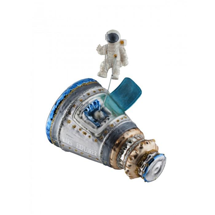 Erich Krause Украшение Decor Выход в космос 11.5 см 45801