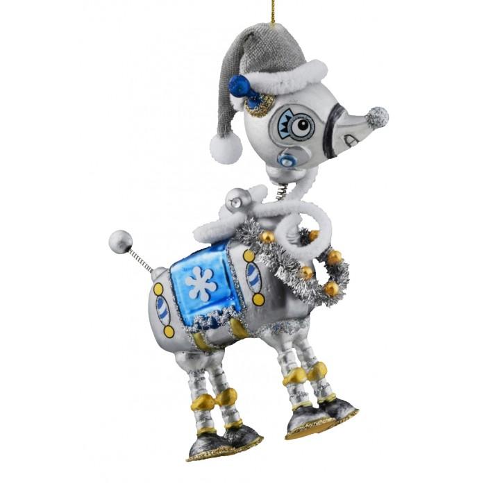 Erich Krause Украшение Decor Робот-олень 14 см 45807