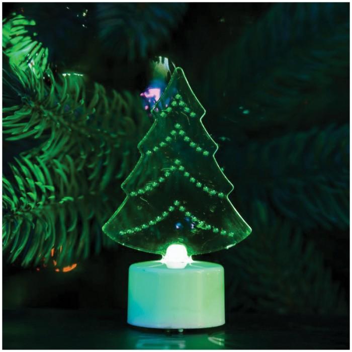 Новогодние украшения Neon-Night Фигура светодиодная Елочка 2D 10 см
