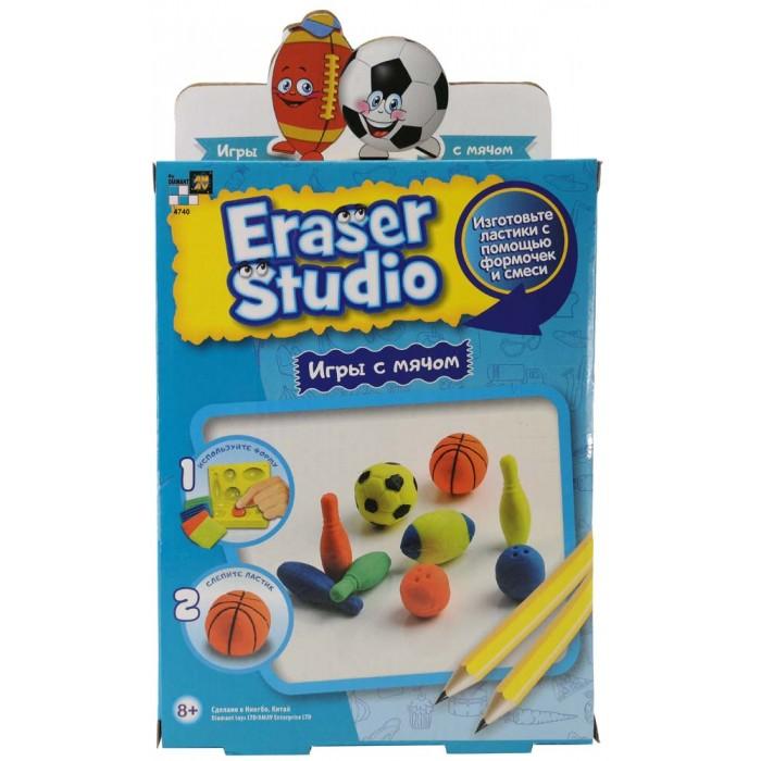 Купить Наборы для творчества, Diamant Toys Набор для изготовления ластиков Игра с мячом
