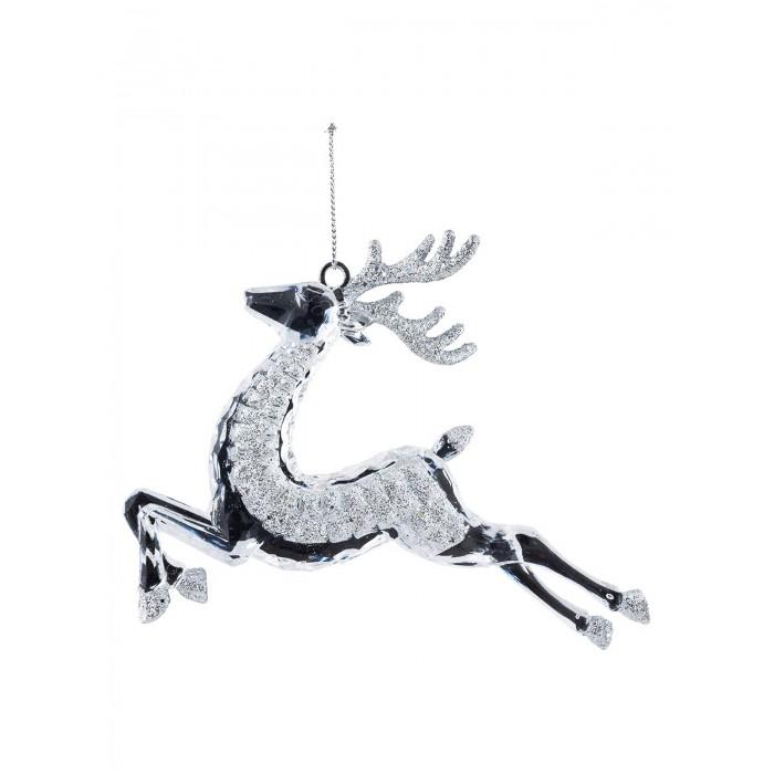 Купить Erich Krause Украшение Decor Олень Снежной Королевы 14 см в интернет магазине. Цены, фото, описания, характеристики, отзывы, обзоры
