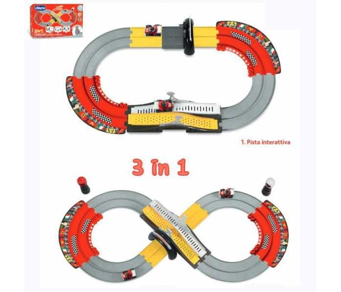 Радиоуправляемые игрушки Chicco Гоночная трасса Ferrari Multiplay Race Track