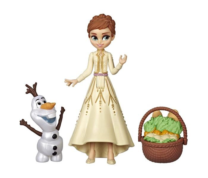 Куклы и одежда для кукол Disney Princess Холодное Сердце-2 Игровой набор Кукла Анна и друг