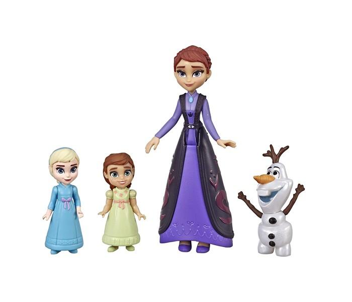 Куклы и одежда для кукол Disney Princess Холодное Сердце-2 Игровой набор Делюкс Семья набор кукол hasbro disney princess холодное сердце 2 делюкс e5504eu4