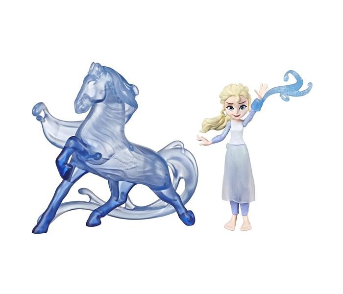 Куклы и одежда для кукол Disney Princess Холодное Сердце-2 Игровой набор Делюкс Эльза и Нокк набор кукол hasbro disney princess холодное сердце 2 делюкс e5504eu4