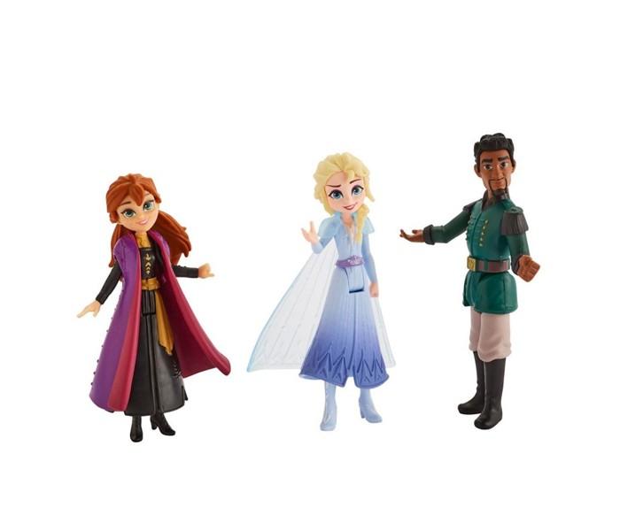Куклы и одежда для кукол Disney Princess Холодное Сердце-2 Игровой набор Делюкс Эльза Анна и Маттиас