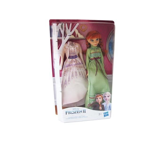 Куклы и одежда для кукол Disney Princess Холодное Сердце-2 Кукла Анна с дополнительным нарядом