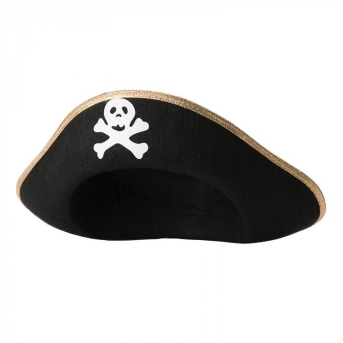 Товары для праздника Феникс Презент Шляпа Пирата универсальная Веселый Роджер