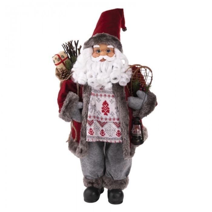 Купить Новогодние украшения, Феникс Презент Декоративная кукла Санта-Клаус 61 см