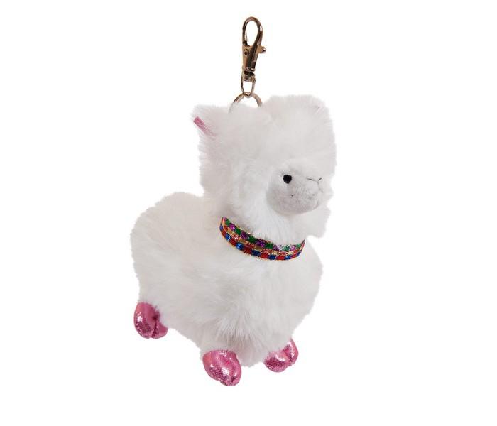 Мягкие игрушки ABtoys Лама 12 см