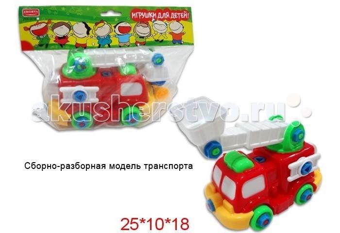 Конструкторы Zhorya Машинка Х75792 машины zhorya автомалыш машинка х75541