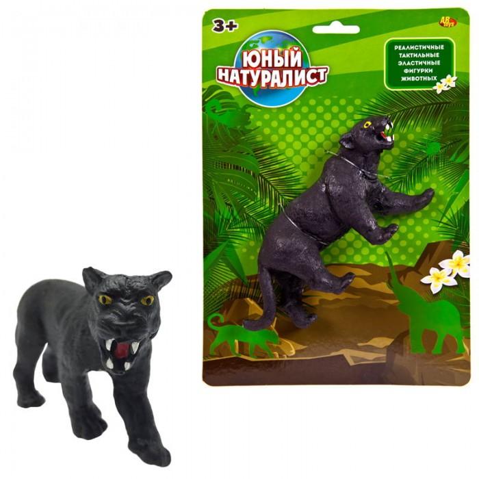 Картинка для Игровые фигурки ABtoys Юный натуралист Игрушка Пантера