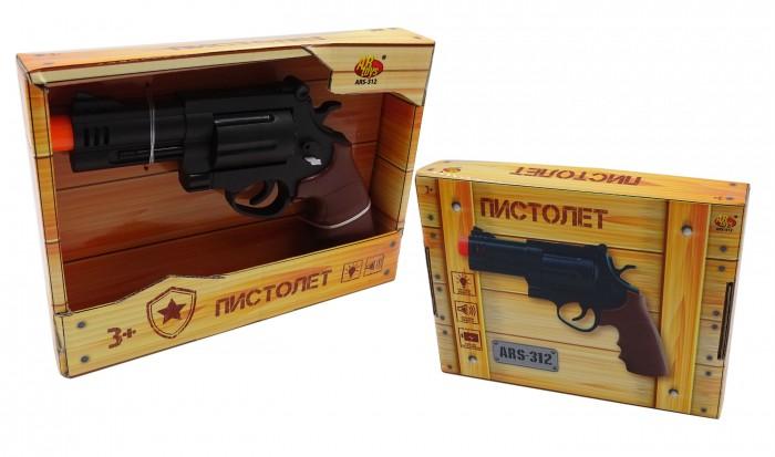 Игрушечное оружие ABtoys Пистолет ARS-312 игрушечное оружие abtoys винтовка м 16