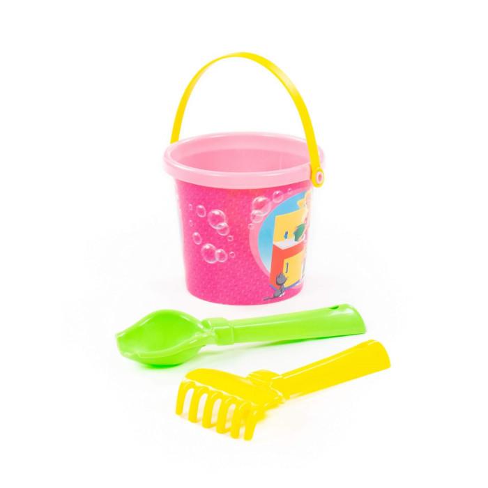 Игрушки для зимы Полесье Набор для игры с песком № 219 игрушки для зимы полесье набор для песочницы 565